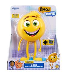 The Emoji Movie - Poseable Light-Up Figures
