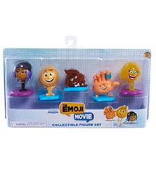 The Emoji Movie - Collectible Figure Set