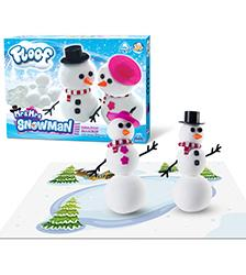 Floof - Mr. & Mrs. Snowman Set