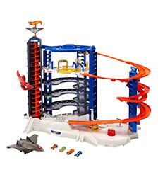 Hot Wheels - Super Ultimate Garage
