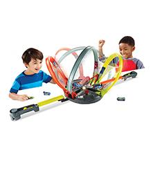 Hot Wheels - Roto Revolution Track Set