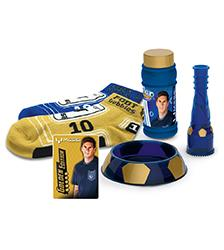 Leo Messi FootBubbles Golden Edition