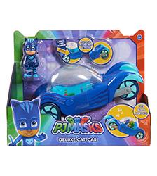 PJ Masks - Deluxe Vehicle & Figure Sets