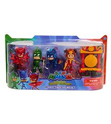 PJ Masks - PJ Masks Power of Mystery Mountain - Collectible Figures Set