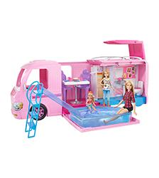 Barbie, -Estate - DreamCamper