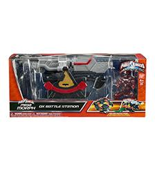 Power Rangers, -Ninja Steel - DX Mega Morph Battle Station