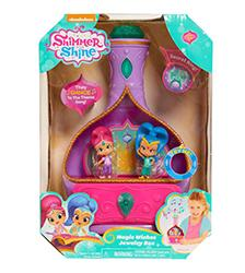 Shimmer and Shine - Magic Wishes Jewellery Box
