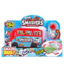 Smashers - Smashers Team Bus
