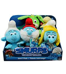Smurfs: Bean Bag Plush Collection