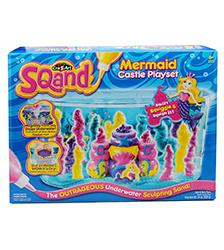 Mermaid Castle Playset