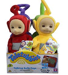 Teletubbies - Talking Soft Toys