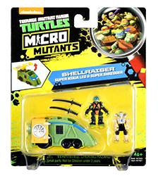 Micro Vehicles with Figures