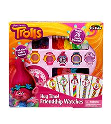 Hug Time Friendship Watches