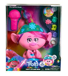 Trolls World Tour - Trolls World Tour Poppy Styling Head