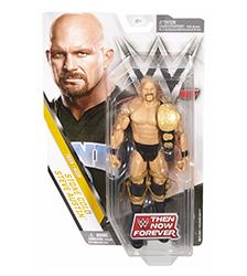 WWE - Then, Now & Forever Action Figures