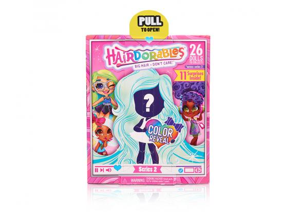 Hairdorables - Hairdorables Collectable Dolls - Series 2