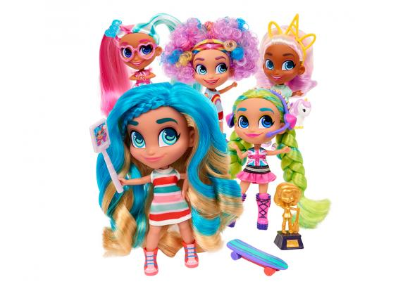 Hairdorables - Hairdorables Collectable Dolls - Series 1