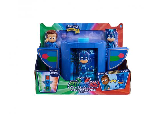 PJ Masks - Transforming Figure Playsets