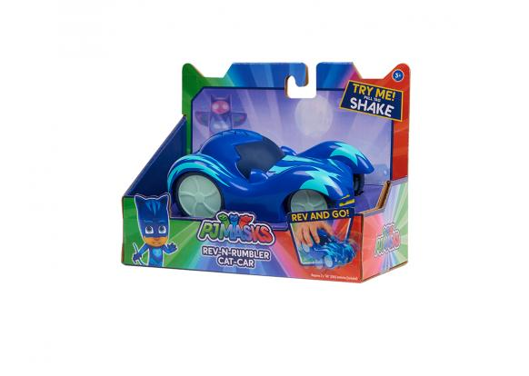 PJ Masks - PJ Masks Rev-N-Rumbler Vehicles