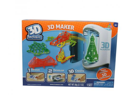 3D Magic - 3D Magic 3D Maker