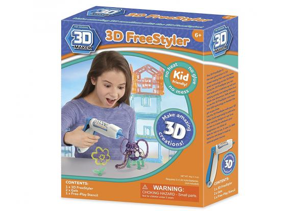 3D Magic - 3D FreeStyler
