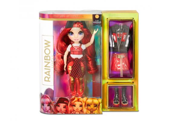 Rainbow High - Rainbow High Ruby Anderson Fashion Doll