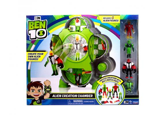Ben 10 - Ben 10 Alien Creation Chamber