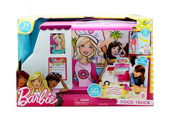 Barbie, -Licensed Products - Barbie Food Truck