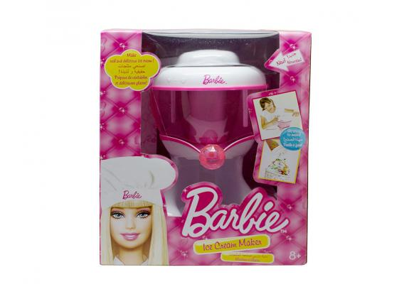 Barbie, -Licensed Products - Ice Cream Maker