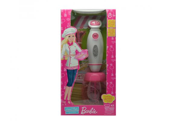 Barbie, -Licensed Products - Hand Mixer