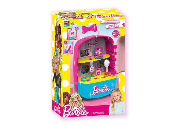 Barbie, -Licensed Products - Barbie Mega Case Beauty Studio