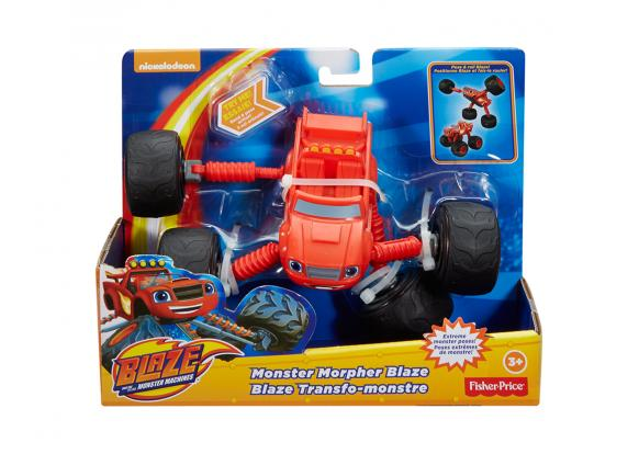 Blaze and the Monster Machines - Monster Morpher Vehicles