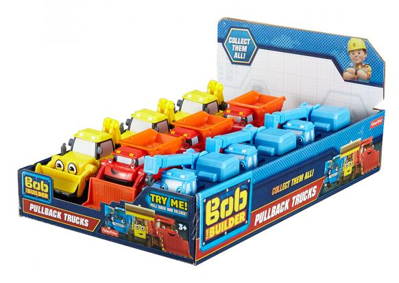 Bob the Builder - Pullback Trucks