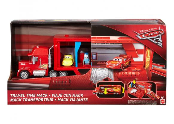 Cars 3 - Travel Time Mack Playset