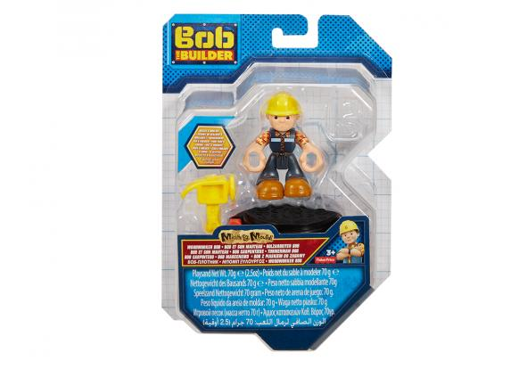 Bob the Builder - Mash & Mould Woodworker Bob