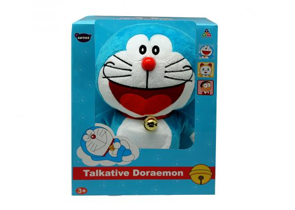 "Doraemon - Doraemon Talkative 9"" feature plush"