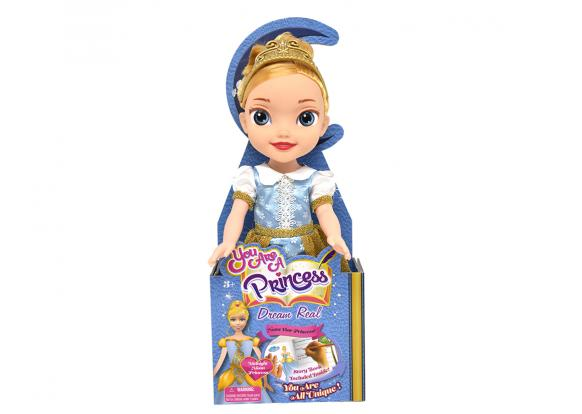 Fairytale Princess - You Are a Princess Toddler Doll