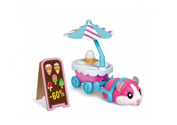 Hamsters in a House - Food Frenzy Hamsters & Accessories