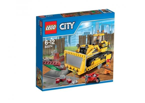 Lego, -City - 60074 Bulldozer