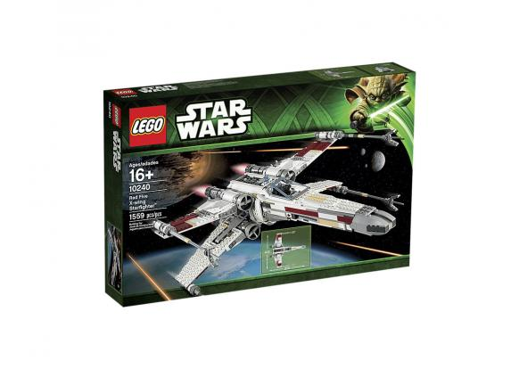 Lego, -Star Wars - 10240 Red Five X-wing Starfighter