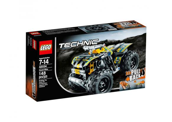 Lego, -Technic - 42034 Quad Bike