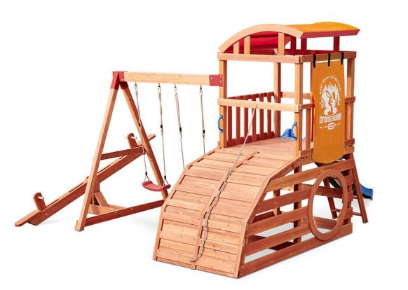 Little Tikes - Little Tikes Real Wood Adventures Cottontail Hideaway