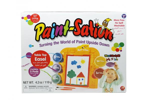 Paint-Sation - Table Top Easel