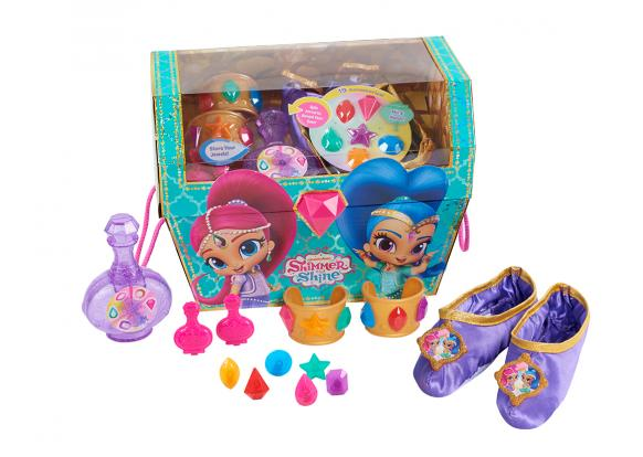 Shimmer and Shine - Dress-up Trunk