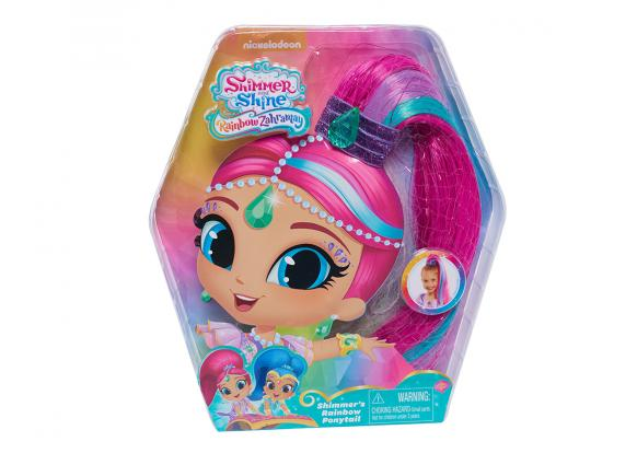Shimmer and Shine - Pony Tails