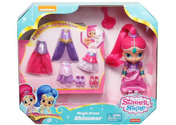 Shimmer and Shine - Magic Dress Assortment