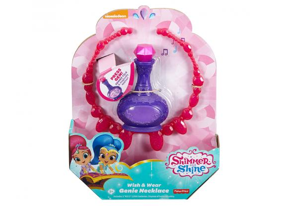 Shimmer and Shine - Wish & Wear Genie Necklace