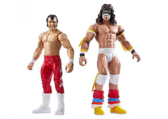 WWE - SummerSlam 2-packs
