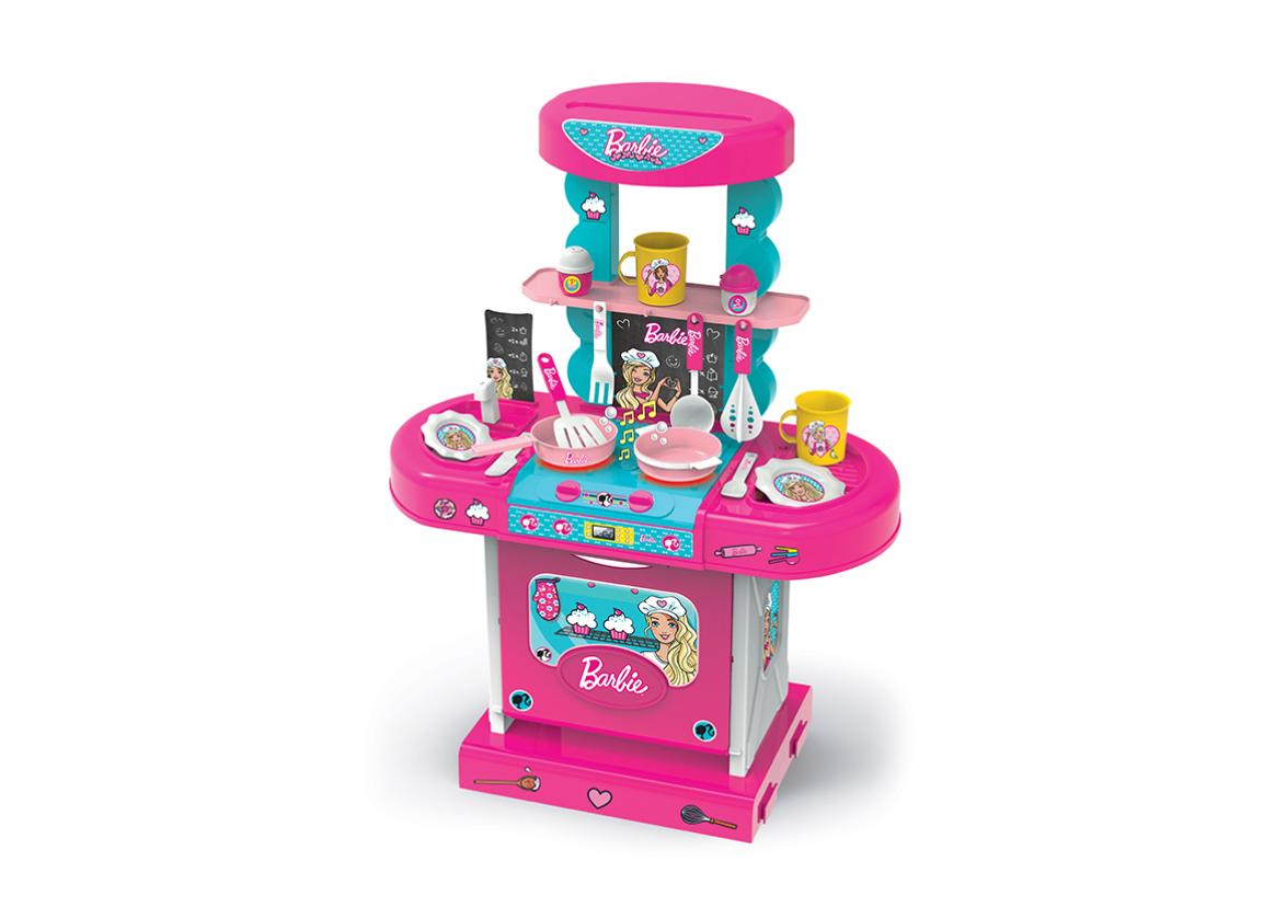 Barbie Carry Case Kitchen | Toy Triangle