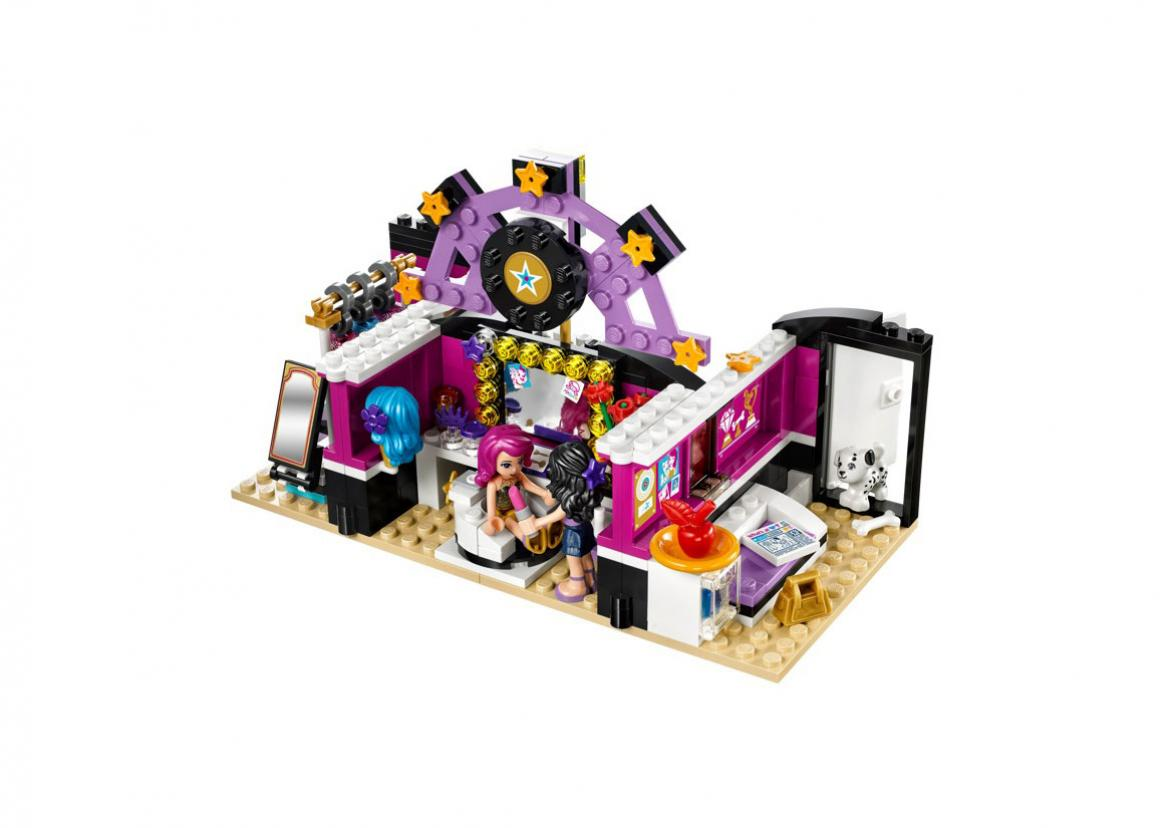 41104 Pop Star Dressing Room Toy Triangle